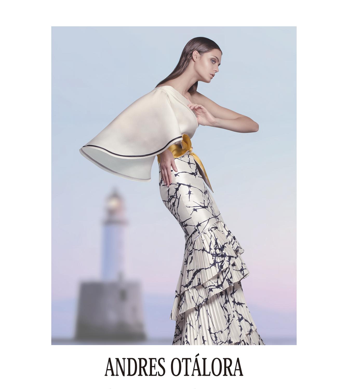 Andres Otalora Spring Summer 2017