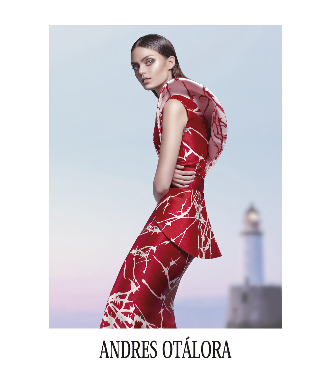 Andres Otalora Spring Summer 2017 Campaign